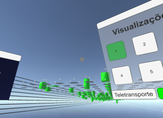 Immersive Big Data Visualization